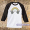 Louis tomlinson rainbow skeleton hands t-shirt - teenamycs