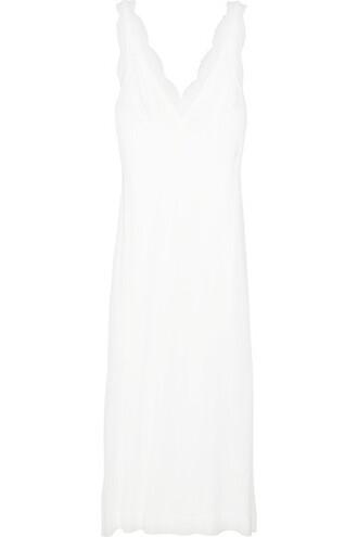 lace white off-white underwear