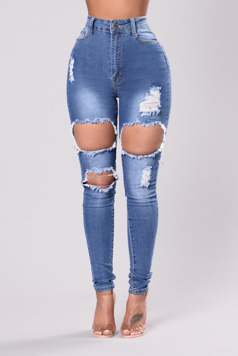 Needing Something Jeans - Medium