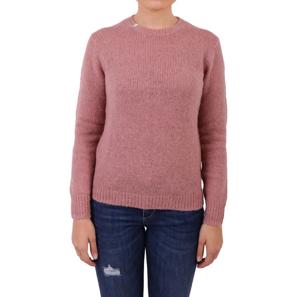 Sun 68 sweater wool pink