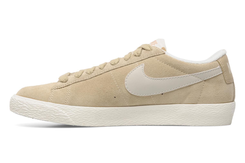Nike Wmns Blazer Bas Robe Vintage Beige En Daim