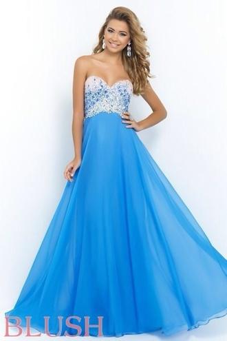 dress prom dress blush crystal quartz blush prom
