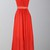 Red Long V-neck Chiffon Prom Party Dresses KSP288 [KSP288] - £88.00 : Cheap Prom Dresses Uk, Bridesmaid Dresses, 2014 Prom & Evening Dresses, Look for cheap elegant prom dresses 2014, cocktail gowns, or dresses for special occasions? kissprom.co.uk offers various bridesmaid dresses, evening dress, free shipping to UK etc.