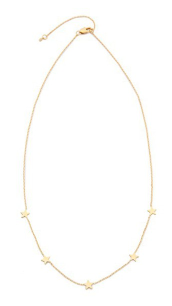 Tai necklace gold jewels