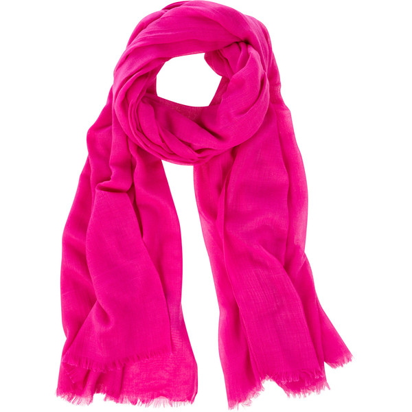 Coast Pink Scarf - Polyvore