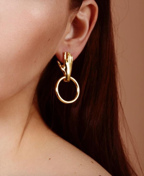 jewels gold earrings cute fancy luxury silver jewelry trendy