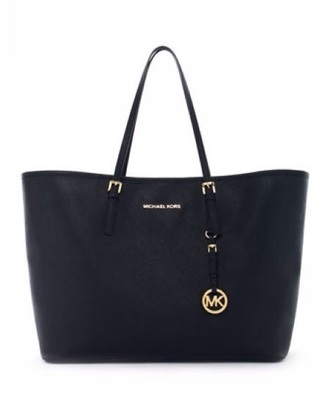 bag black fake michael kors let her lain big