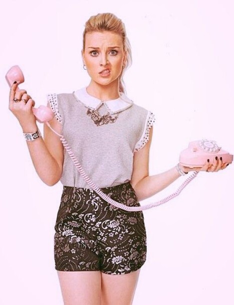 skirt perrie edwards