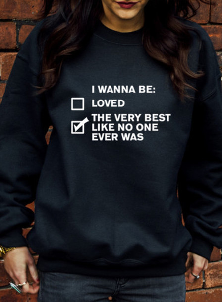 ... black quote on it funny funny sweaters sweater white everyday wear