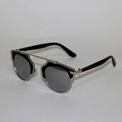 sunglasses,silver metal frame,bikini luxe,mirrored lenses,silver,girl,girly,girly wishlist