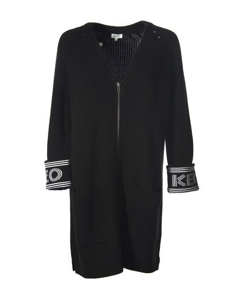 Kenzo jumper long black sweater