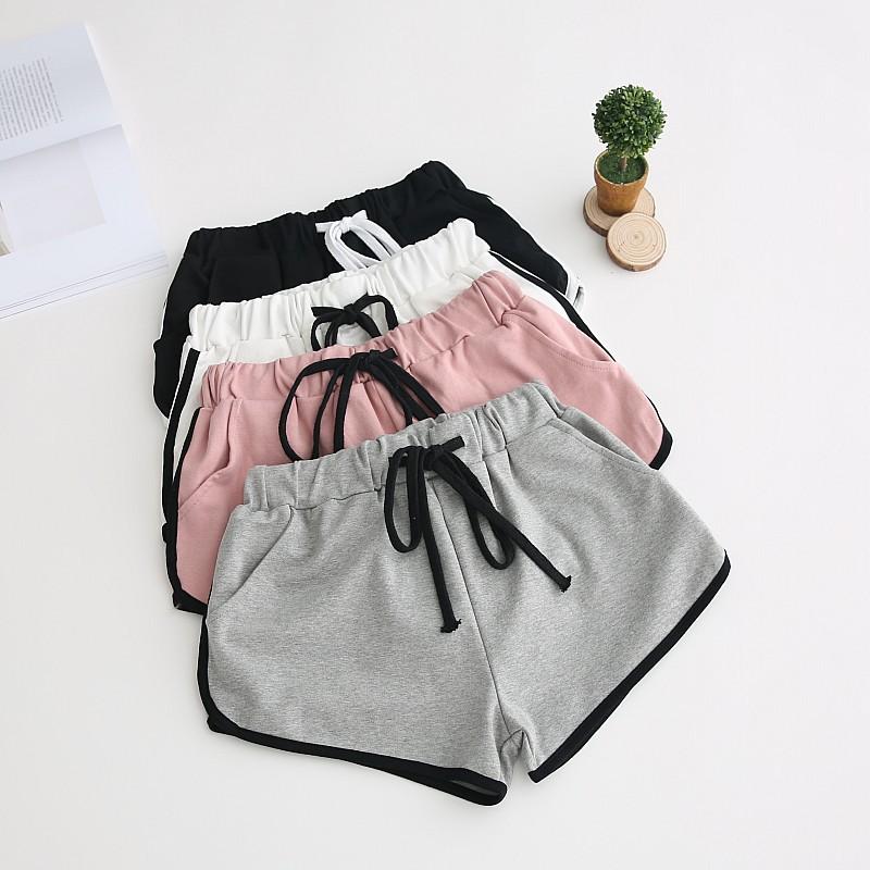 Sexy Ladies Summer Shorts Elastic High Waist Shorts Women Fashion Short Pants - Buy Cotton Short Pants,Ladies Short Pants,Women Short Pants Product on Alibaba.com