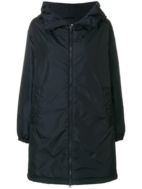 ASPESI parka women blue coat