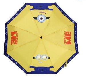 Amazon.com : Speaking Life Despicable Me 2 Minions Umbrella Folding Parasol Umbrella Rain Umbrella : Patio, Lawn & Garden