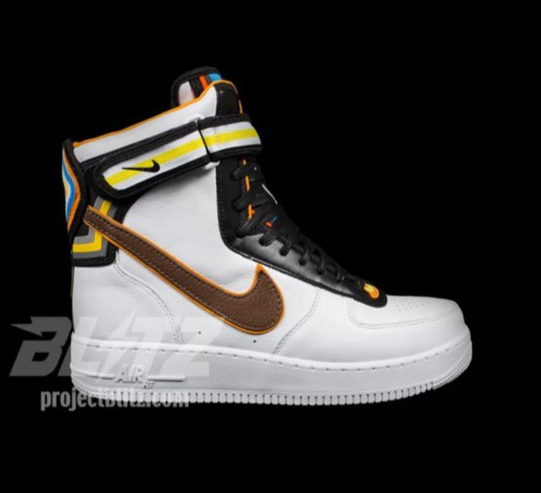 shoes nike riccardo tisci