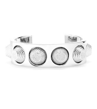 cuff studded metallic jewels