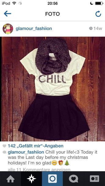 shirt chill out t-shirt