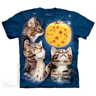 shirt cats cat shirt kitten shirt kitten moon fantasy sky mouse cute kawaii 90s style grunge