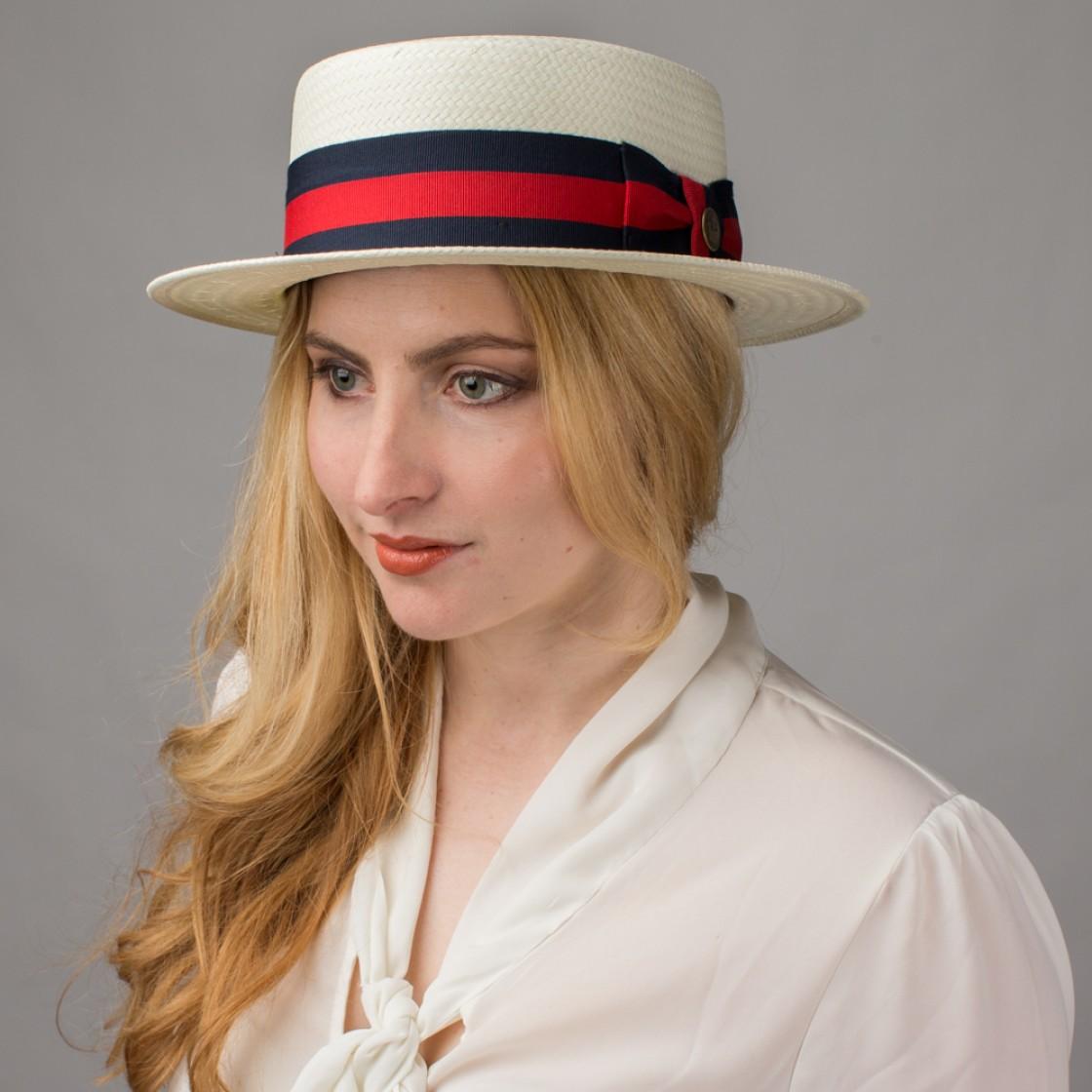Pierre Renoir Straw Fedora Hat | Goorin Bros. Hat Shop