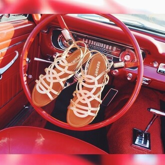 shoes report zooshoo sandals flat sandals