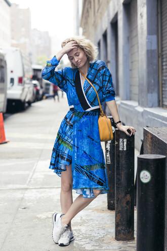 zanita blogger dress bag shoes jewels