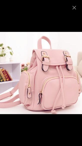 bag cute bag ariana grande pastel pink fashion