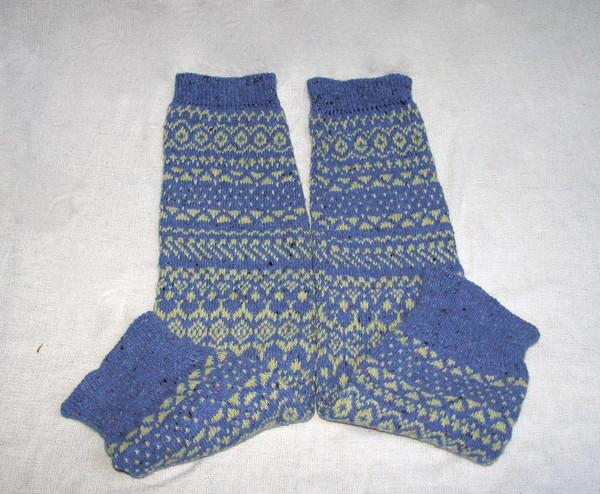handmade socks leg warmers
