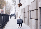 scent of obsession,blogger,adidas shoes,off-white,leather bag,coat,pants,shoes,bag