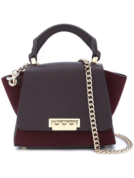 ZAC Zac Posen women leather red bag