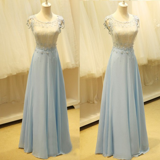 Cheap Vintage Prom Dress - Ocodea.com