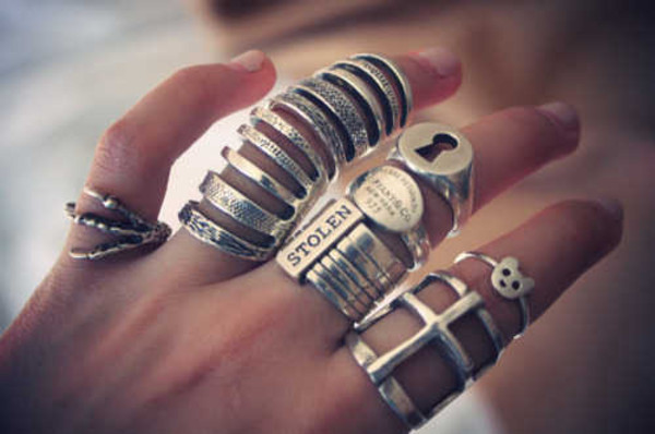 jewels silver cute stolen ring