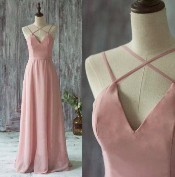 dress prom prom dress gown maxi dress pink