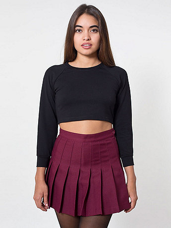 Tennis Skirt | American Apparel