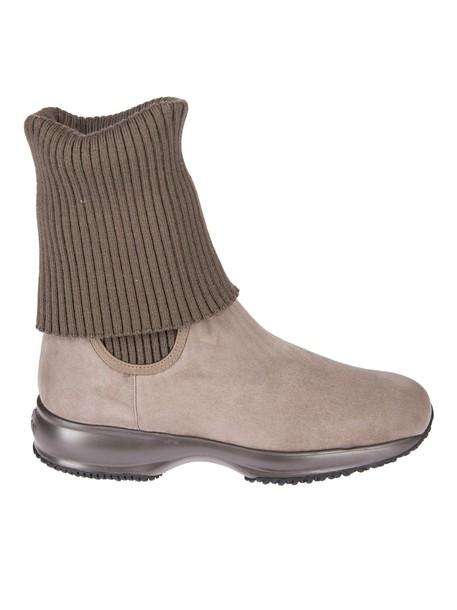 Hogan brown shoes
