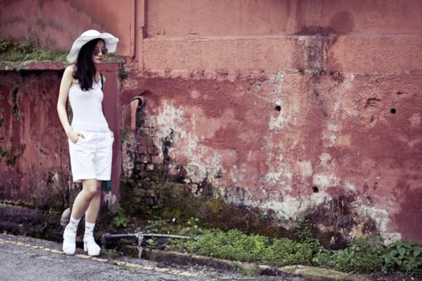 pupuren blogger jewels socks shoes sunglasses bag