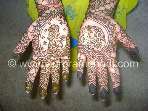 Back tattoo design foot hand artistic henna design stars flowers nature ► henna tattoo gallery