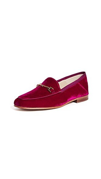 loafers pink shoes