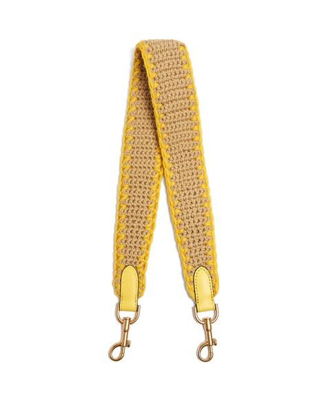 Anya Hindmarch bag crochet beige