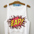 Zap Crop Top