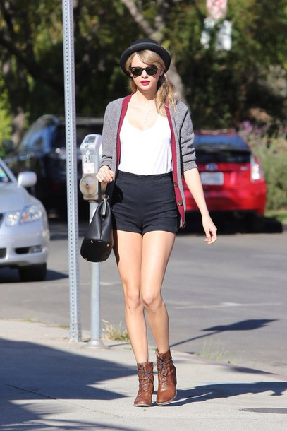 shorts taylor swift High waisted shorts