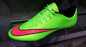 nike soccer shoes soccer cleats soccer girl soccer neon adidas tracksuit green mercurial vapor gorgeous beautiful pink