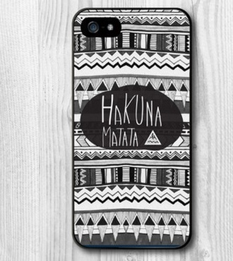 hakuna matata phone cover iphone cover lion king