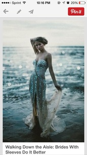 mermaid prom dress,mermaid,blue dress,turquoise,sequins,sequin dress,strapless dress,strapless,evening dress,sexy dress,dress,prom dress,prom gown,sparkels,flowy,silver,shear dress,dress jewled,jewled,blue,prom,gorgeous,sea creatures,nude,long prom dress slit sexy,diamante detail,pattern,patterned dress,chiffon,plunge dress,beautiful,summer,maxi dress,amazing,skin tight,skin tight dresses,beige,nude dress,sexy,long prom dress