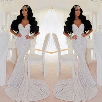 Aliexpress.com : buy 2014 wedding dresses off the shoulder high neck long sleeves pearls sheer lace a line bridal gown wedding dresses with veil from reliable dress cowgirl suppliers on suzhou lovestorydress co. , ltd