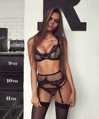 underwear sexy sexy lingerie lingerie lingerie set lace lingerie black lingerie bra black bra