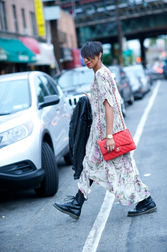 where did u get that blogger dress skirt shoes