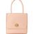 Posternak top-handle leather bag