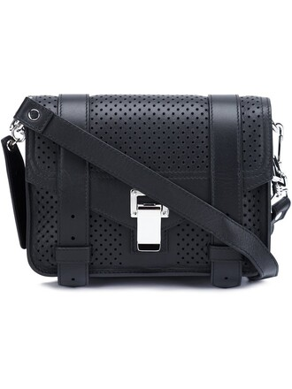 satchel mini black bag