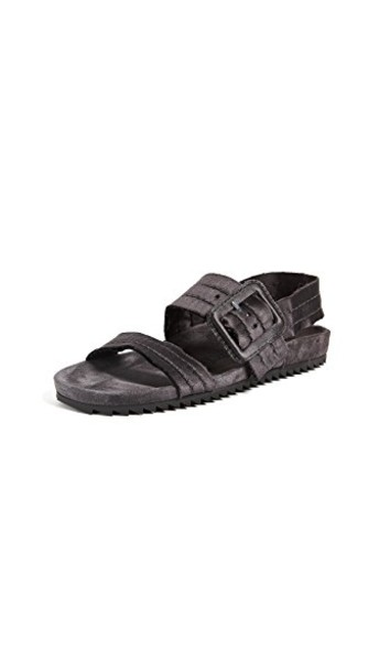 Pedro Garcia sandals black shoes