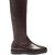 Fiona stretch-leather knee-high boots